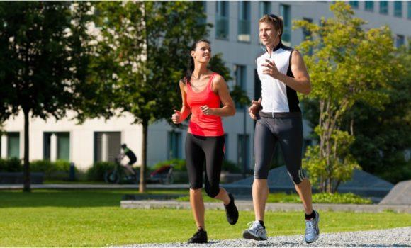 Correr ao ar livre – menos exposição à poluição