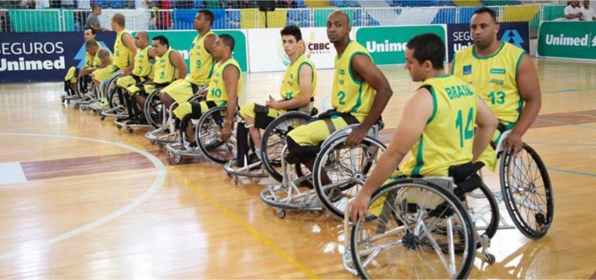 Seguros Unimed patrocina Desafio Internacional de Basquete em Cadeiras de Rodas