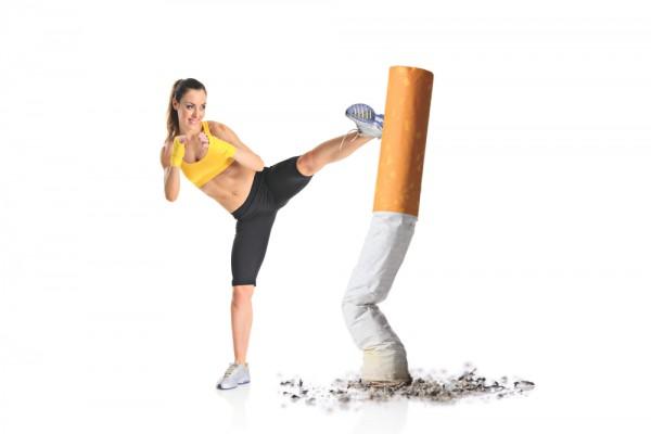 Deixar de fumar o tempo de adaptação