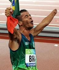Claudemir Nosso atleta, Claudemir Santos, foi destaque na Rádio Bradesco Esportes FM