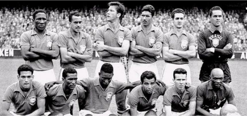 1958 – A conquista do primeiro título mundial pelo Brasil