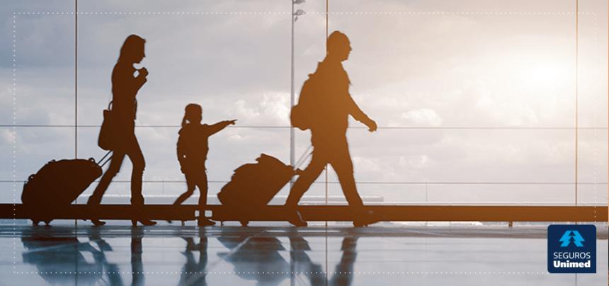 Saiba por que é importante viajar com a cobertura de um seguro-viagem