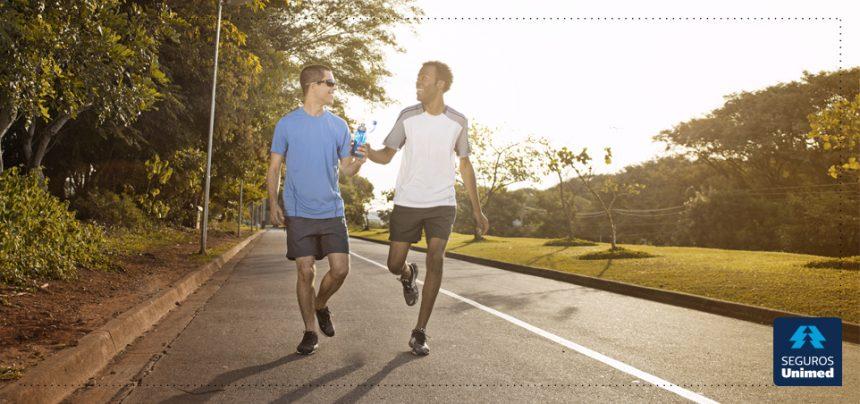 Conheça o seguro perfeito para quem ama correr