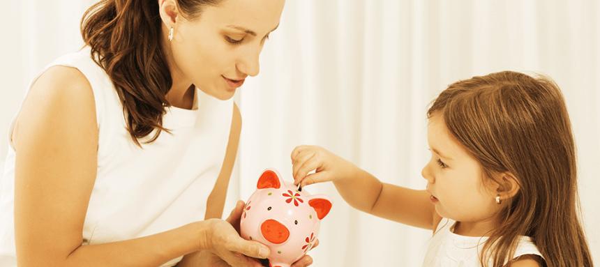 Ensine seus filhos a consumirem de forma consciente