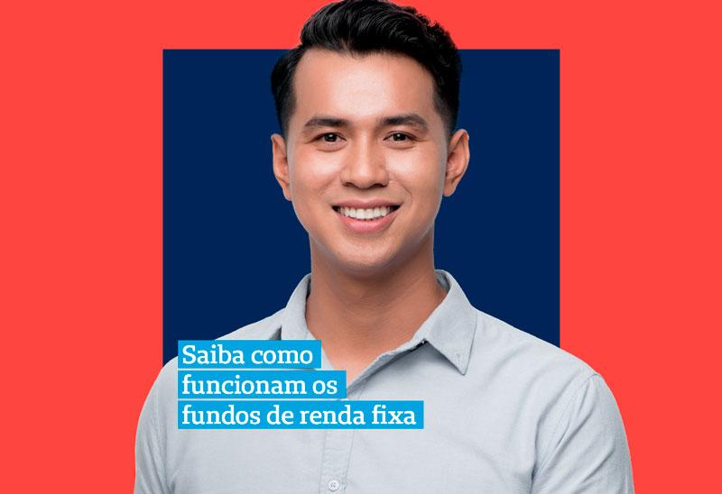 fundos de investimento - Homem camisa social