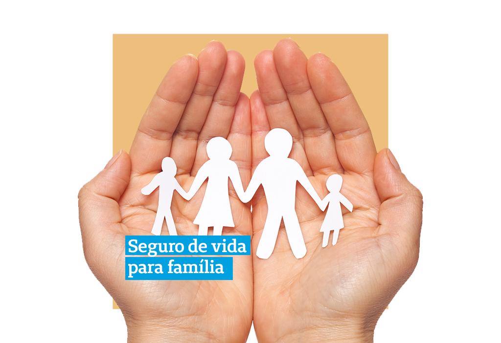 Seguro de vida para família é alternativa para quem deseja um futuro mais tranquilo