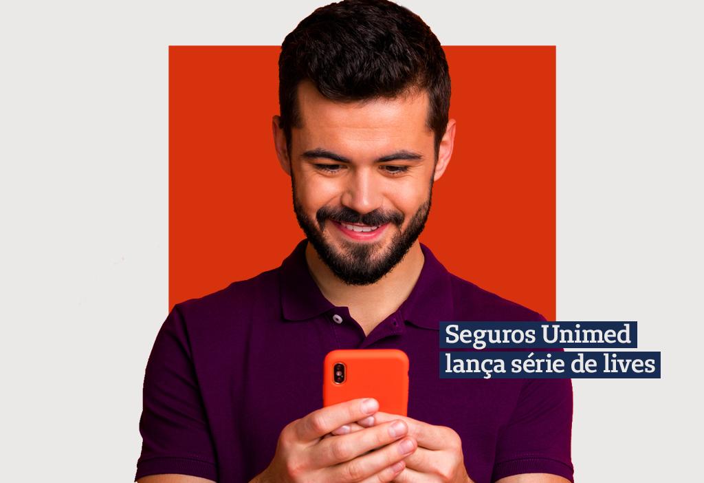 Seguros Unimed lança série de lives para te ajudar a passar pela quarentena de forma tranquila