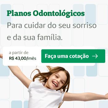 Planos Odontológicos. Para cuidar do seu sorriso e da sua família.