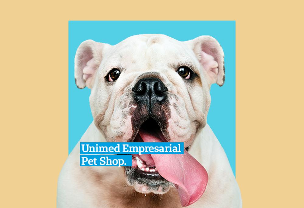 Unimed Empresarial Pet Shop, tudo sobre a nova funcionalidade da Seguros