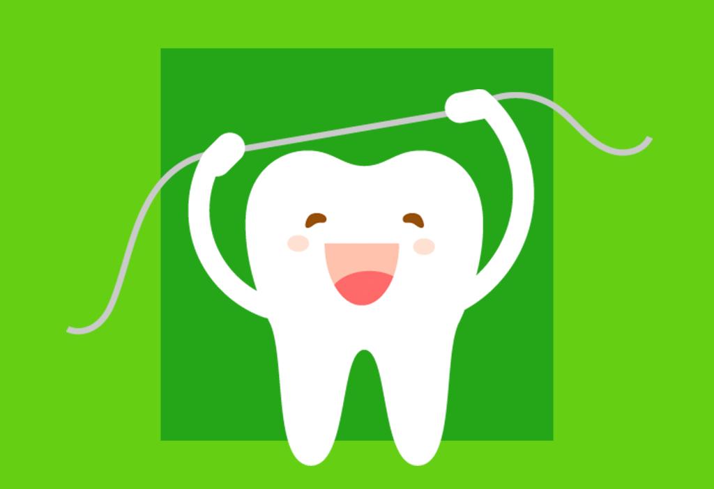 Como passar fio dental
